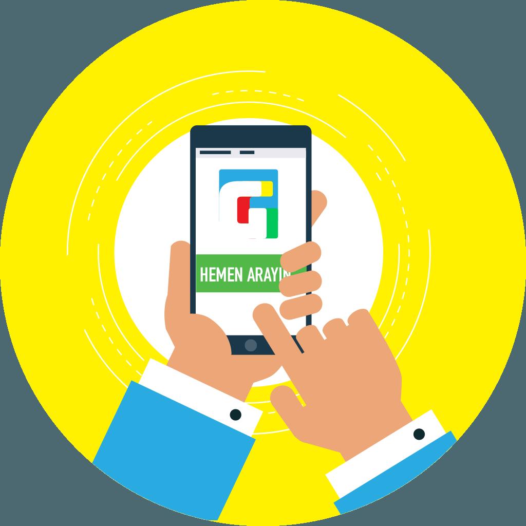Lead kazanımı için web tasarımı ve yapışkan düğmeler