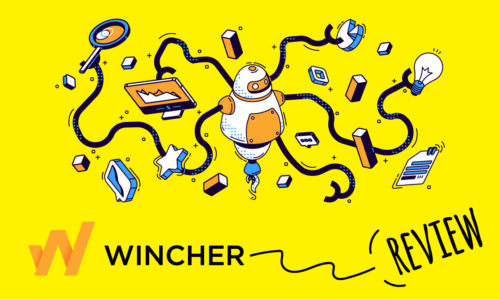 Wincher Rank Tracker Review