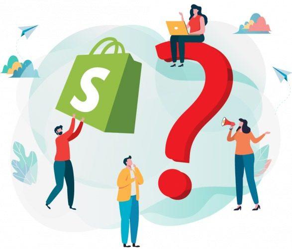 Shopify Sıkça Sorulan Sorular